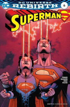 #Superman (2016) #6 #DC @dccomics (Cover Artist: Doug Mahnke & Wil Quintana) Release Date: 9/7/2016