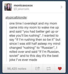 Russian If You