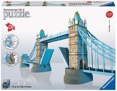 bol.com   Ravensburger 3D Puzzel - Tower Bridge Londen,Ravensburger   Speelgoed