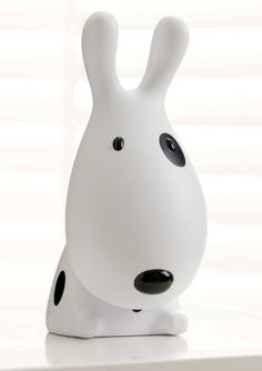 Rufus LED Night Light - White.  Every child in the world should have this!
