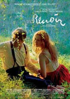 Movie tells the story of Pierre-Auguste Renoir, the celebrated Impressionist painter.