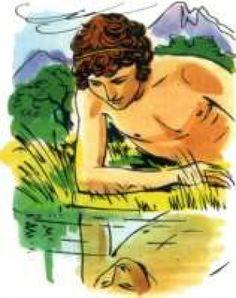 Narcisse (Mythologie Grecque), Madalina 5 ans