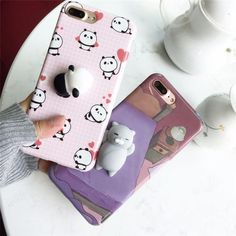 Squishy Mobile Phone Cases For iPhone 7 Case