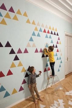 Geo Wall Decals