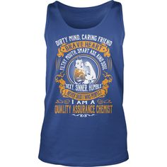 Quality Assurance Chemist - I Never Said I Was Perfect - Job Shirt #gift #ideas #Popular #Everything #Videos #Shop #Animals #pets #Architecture #Art #Cars #motorcycles #Celebrities #DIY #crafts #Design #Education #Entertainment #Food #drink #Gardening #Geek #Hair #beauty #Health #fitness #History #Holidays #events #Home decor #Humor #Illustrations #posters #Kids #parenting #Men #Outdoors #Photography #Products #Quotes #Science #nature #Sports #Tattoos #Technology #Travel #Weddings #Women