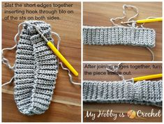 My Hobby Is Crochet: Chic Cable Beanie - Free Crochet Pattern + Tutorial Sizes: Toddler - Adult Crochet Beanie Hat Free Pattern, Quick Crochet Patterns, Easy Crochet Hat, Crochet Skull, Easy Crochet Stitches, Free Crochet, Crochet Box Stitch, Spiral Crochet, Hand Knit Scarf