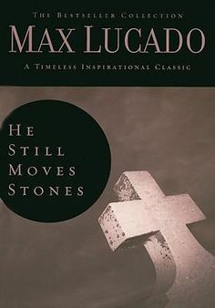 May favorite Max Lucado  book..