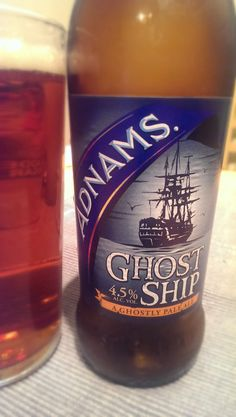 Adnams Ghost Ship (bottle conditioned) - 90/100