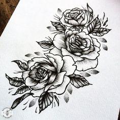 Rose tattoo design  Эскиз занят. #art #drawing #painting #mysketch #illustration #tattoodesign #tattooflash #rose #rosetattoo #whipshading #dotwork #linework #blackart #blacktattoo #випшейдинг #розы #дотворк #эскиз #эскизытатуировокназаказ #эскизытату #эскизытату #эскизытатуировок #рисунок #творчество #тату #татуировка #татумск #татумастер #художник