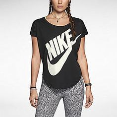 Nike Futura Leg-A-See Women's Leggings. Nike Store