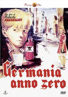 Germania Anno Zero di Roberto Rossellini.  Capolavoro del neorealismo firmato da Rossellini. GUARDA su http://www.mymovies.it/film/1948/germaniaannozero/live/