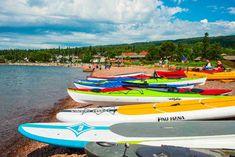 Lakeside summer retreats