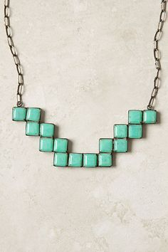Tuile Necklace