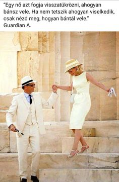 "Kirsten Dunst and Viggo Mortensen look absolutely freaking stunning in these on-set shots from the filming of ""The Two Faces of January"" at the Acropolis in Athens. Viggo Mortensen, Kirsten Dunst, Costume Blanc, Estilo Preppy, Stylish Couple, Two Faces, Fashion Couple, Parisian Chic, Mode Vintage"