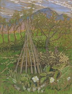 Over The Hill, Landscape Paintings, Plants, Over The Hump, Landscape, Plant, Landscape Drawings, Planets