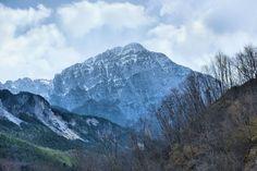 monte Pisimoni visto da Grauzaria