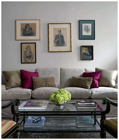 My Notting Hill: Meeting Nina Campbell at Waterworks! Nina Campbell, Exterior Design, Interior And Exterior, Bedroom Red, Waterworks, Design Blog, Living Area, Living Rooms, Wall Decor