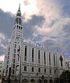 Église Saint-Jean-Bosco. Paris 20e