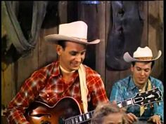 Ernest Tubb ~ Walking the Floor Over You