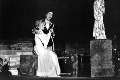 Maria Callas and Giuseppe DiStefano in Mefistofele. The best of the best.