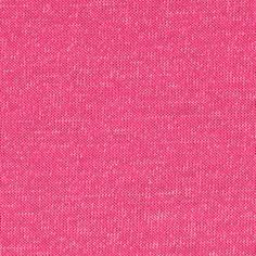Neon Hatchi Sweater Knit Pink from @fabricdotcom  This soft lightweight sweater jersey perfect for creating stylish cardigans, cozy sweaters, hats, scarves and pullovers. This hatchi knit has an ultra soft hand, fluid drape, and 50% stretch across the grain for added comfort and ease.