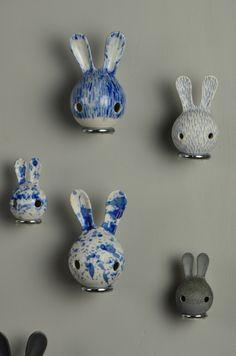 bunnies #ceramica