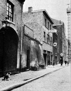 WijkerGrachtstraat 1960.