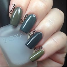 (l-r, Zoya) Charli ; Evvie ; Noot ; Dree ; Zoya 2015 Fall Collection and comparisons ; 8/13/15