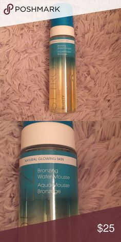 6451883075041 St Tropez Self Tanning water mousse Water based self tanner St. Tropez  Makeup Bronzer Saint