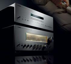 S3000-Serie: Neue hochwertige HiFi-Komponenten von Yamaha
