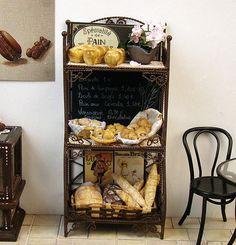 Bakery Rack #2 by PetitPlat - Stephanie Kilgast, via Flickr