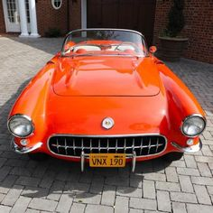 1957 Corvette...Re-pin Brought to you by Agents of #carinsurance at #HouseofInsurance in #EugeneOregon
