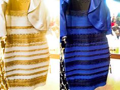 The Slatest @slatest  An updated account & explanation of the dress-color debate that has captivated our galaxy: http://www.slate.com/blogs/the_slatest/2015/02/26/the_great_blue_and_black_versus_white_and_gold_dress_debate.html …