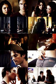 The Vampire Diaries / Delena