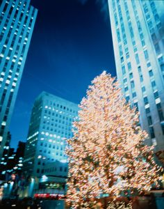 rockefeller center christmas nyc getty images