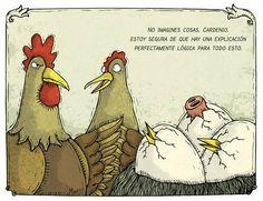 Humor Grafico, Rooster, Lol, Memes, Jade, Funny Stuff, Funny Things, Frases, Short Funny Jokes