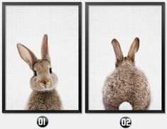 Cute Animals Cartoon Canvas Nursery Paintings Cute Bunny Rabbit Posters Prints Nordic Wall Art Pictures For Kids Room Home Decor – Kindermode sommer Bunny Nursery, Animal Nursery, Nursery Art, Girl Nursery, Wall Art Pictures, Canvas Pictures, Rabbit Art, Bunny Rabbit, Lapin Art