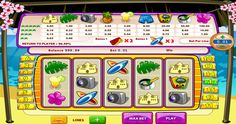 WMS Gaming is known for creating slot titles with a ‪#‎unique‬ and special style to enhance the more classic games. The ‪#‎ParadiseSuite‬ slot machine is a good one to start off with if you have never played their games. This is a ‪#‎tropical‬ vacation themed slot with reel graphics including cameras, sand castles, delicious drinks, bottles of champagne, palm leaves, surf boards, ‪#‎Bermuda‬ shorts, purple flowers, a pineapple, and more.