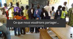 Samusocial Senegal's 2015 activity report