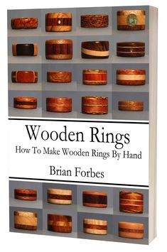 How to make wooden rings. This is a fun and easy woodworking project that even someone without much experience can pick up really quickly. There is something magical about a wooden ring. There is history, warmth, and a link to the past when people shared gifts made from wood before metal was discovered. Now, you can revive the old craft, and start making beautiful wooden rings easily. Happy building.