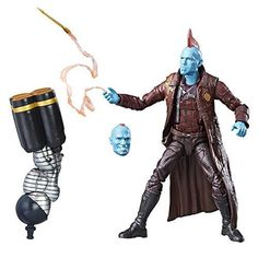 Marvel Guardians of the Galaxy Yondu Legends Series Action Figure 6 Star Wars Collection, Movie Collection, Comic Book Heroes, Comic Books, Yondu Udonta, Sports Games For Kids, Space Pirate, Marvel Legends Series, Disney Marvel