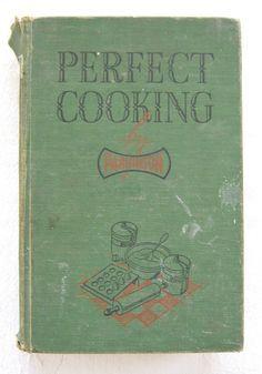 Old cookbook font