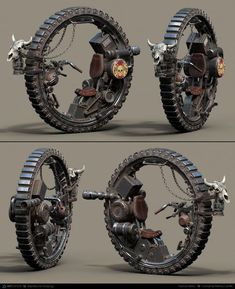 Monowheel by by oleksii tkachuk concept motorcycles, custom motorcycles, custom bikes, cars and Concept Motorcycles, Custom Motorcycles, Custom Bikes, Cars And Motorcycles, Steampunk Motorcycle, Futuristic Motorcycle, Futuristic Cars, Design Steampunk, Monocycle