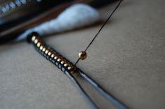 DIY Wrap Bracelets. Making these.