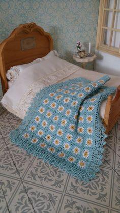 Micro crochet by Ann Giling.