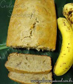 Receita de Pão de Banana