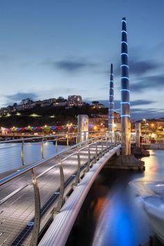 Torquay harbour, Devon, England