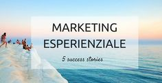 #Experiential #marketing is a form of #advertising that focuses primarily on helping consumers experience a #brand. In this post 5 success stories: http://blog.sadesign.it/marketing-esperienziale/