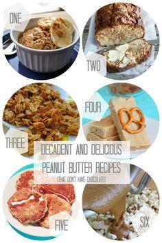 Decadent and Delicious Peanut Butter RecipesGoogle