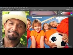 Adobe Photoshop CC 2015 Tutorial | 016 Switching between open images